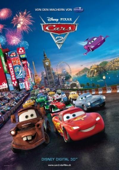 Film Cars 2 2011 Moviesch Kino Filme Dvd In Der Schweiz