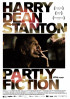 Poster: Harry Dean Stanton: Partly Fiction