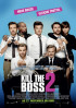 Poster: Horrible Bosses 2