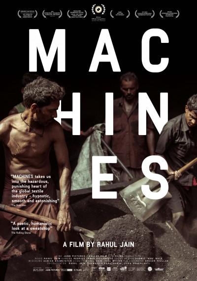 Film: Machines (2016) - movies ch - kino, filme & dvd in der