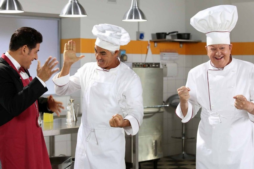 chefs bande annonce