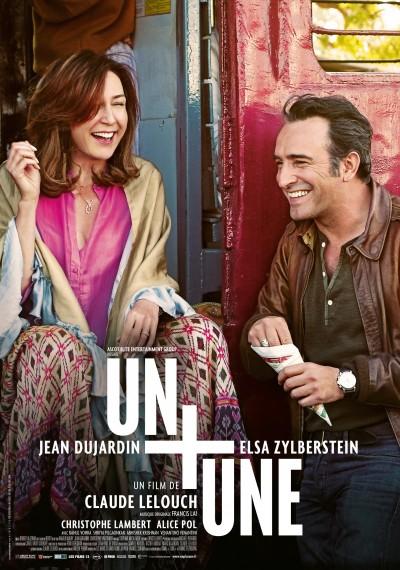 Film-Poster für Un plus une