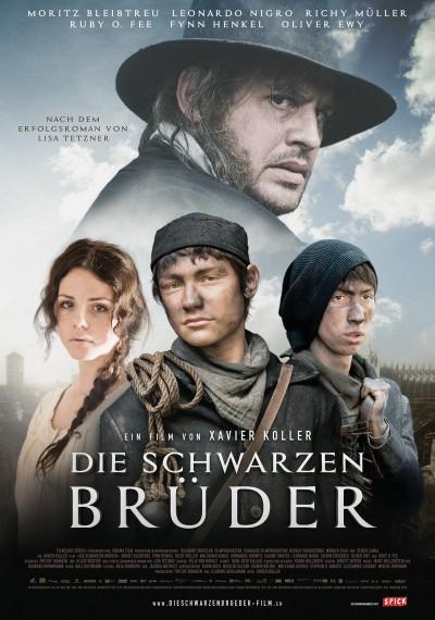 შავი ძმები - Die schwarzen Bruder (2013)
