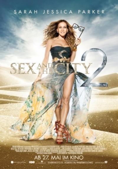 Film Sex And The City 2 2010 Moviesch Kino Filme Dvd In