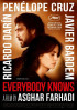 Poster Todos lo saben - Everybody knows