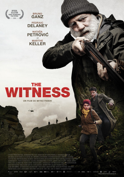 Film: The Witness (2018) - movies ch - kino, filme & dvd in
